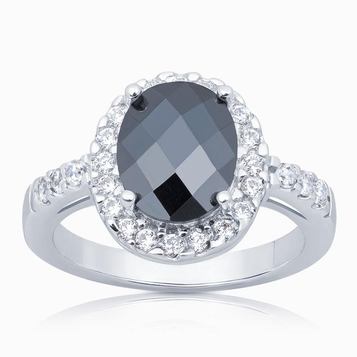 Серебряное кольцо Фианит арт. 02692 02692