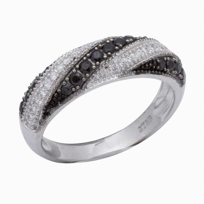 Серебряное кольцо Фианит арт. 16258 16258