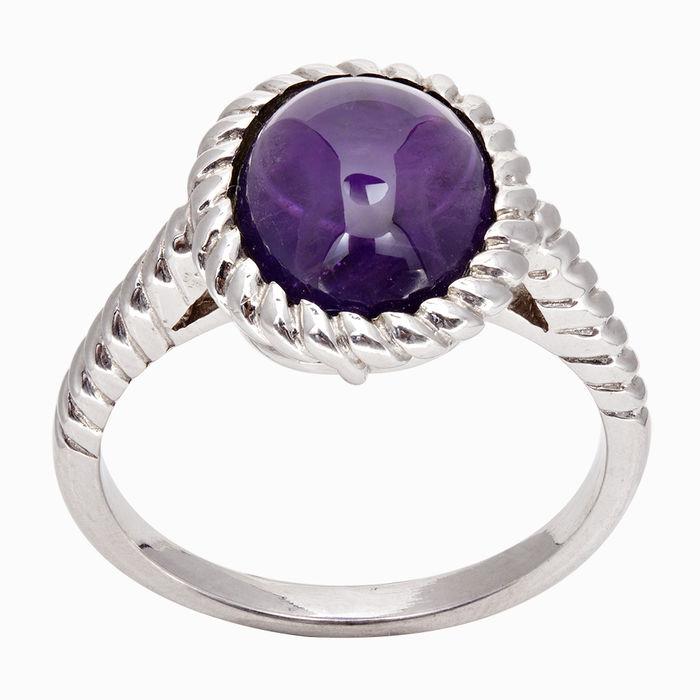 Серебряное кольцо Аметист арт. 15955 15955
