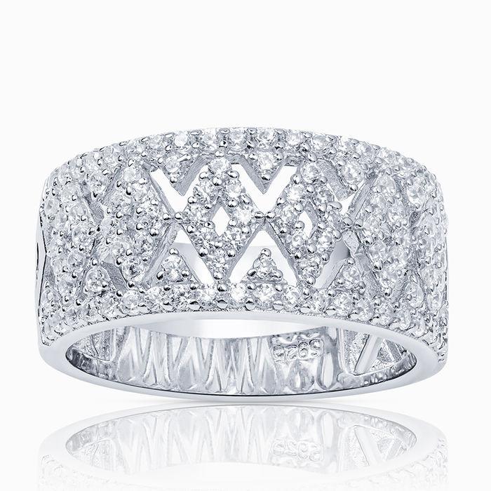 Серебряное кольцо Фианит арт. 02514 02514