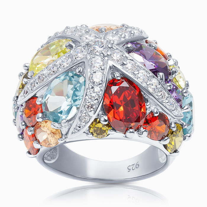 Серебряное кольцо Фианит арт. 03883 03883