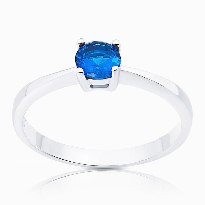 Серебряное кольцо Фианит арт. 00767 00767