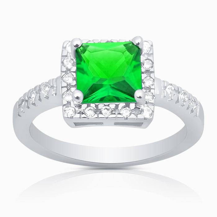 Серебряное кольцо Фианит арт. 02693 02693