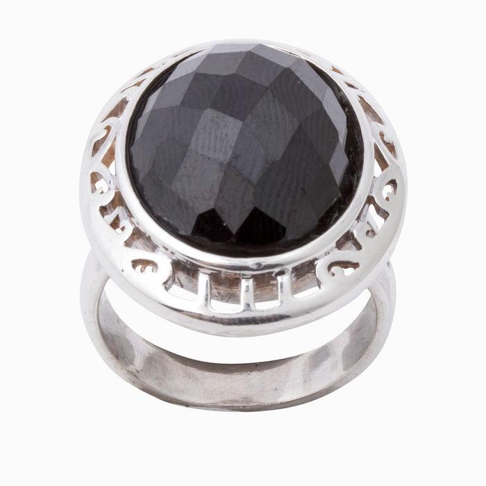 Серебряное кольцо Оникс арт. 14305 14305