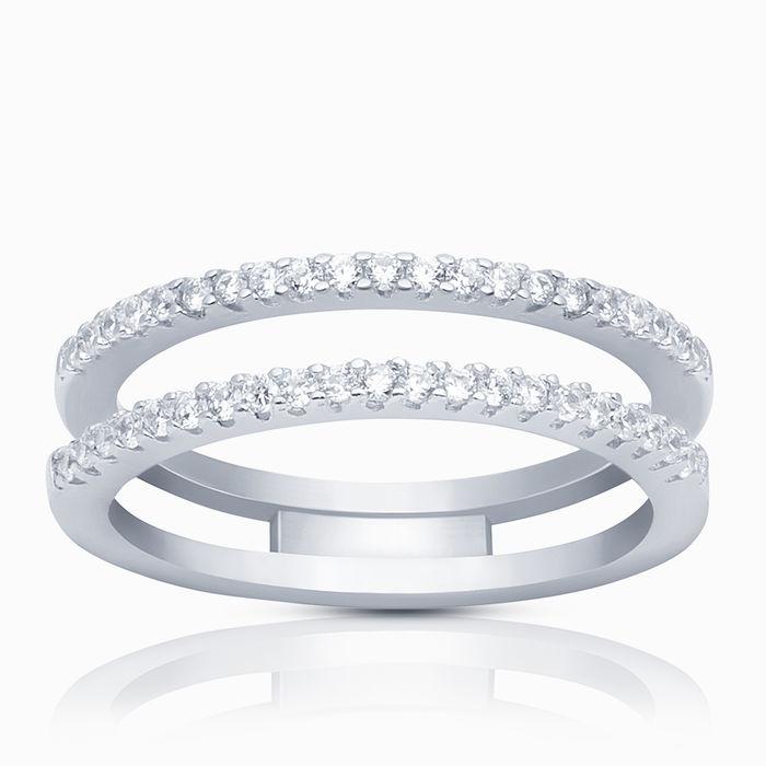 Серебряное кольцо Фианит арт. 15569 15569