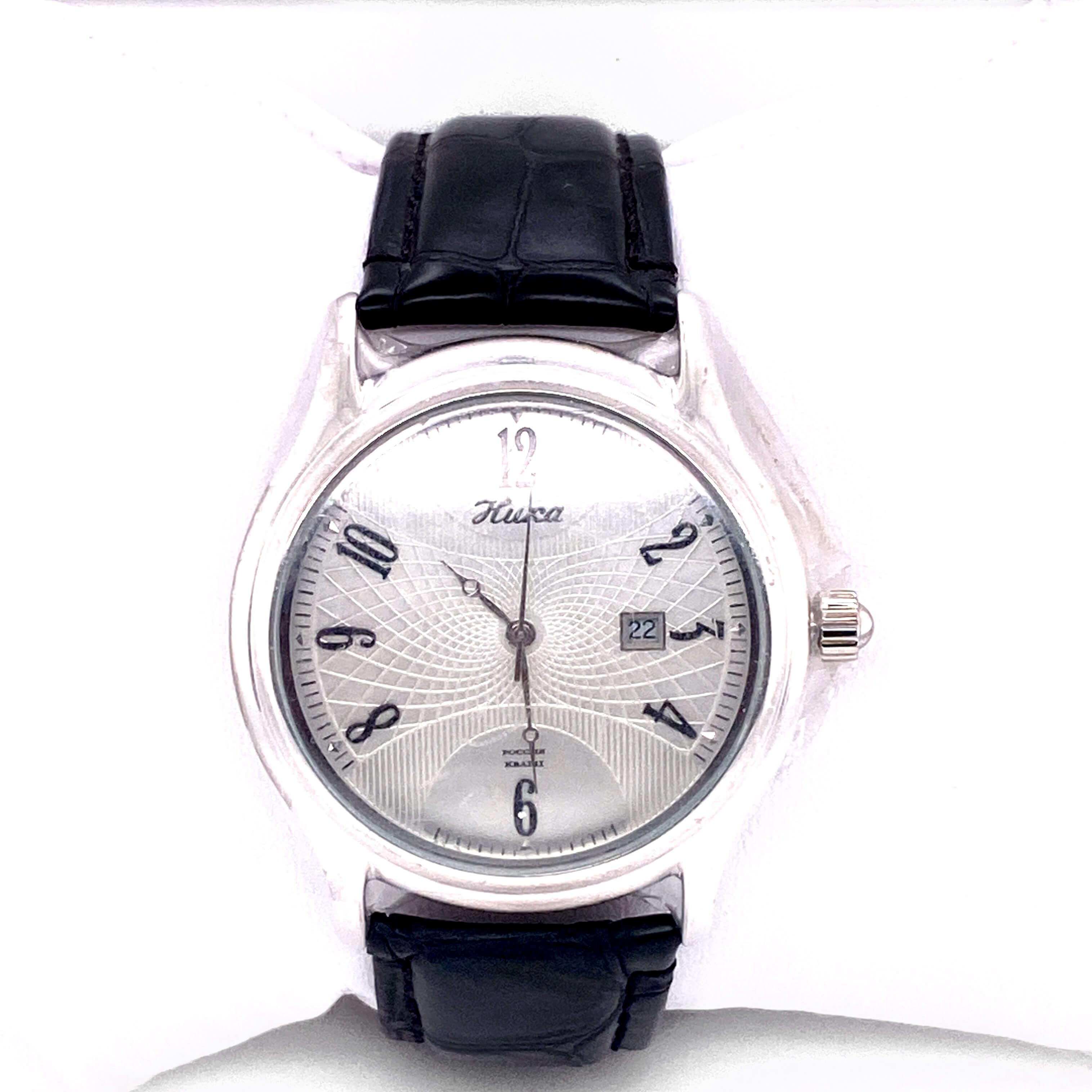 Мужские часы из белого золота арт. 1065.0.2.22а 1065.0.2.22а