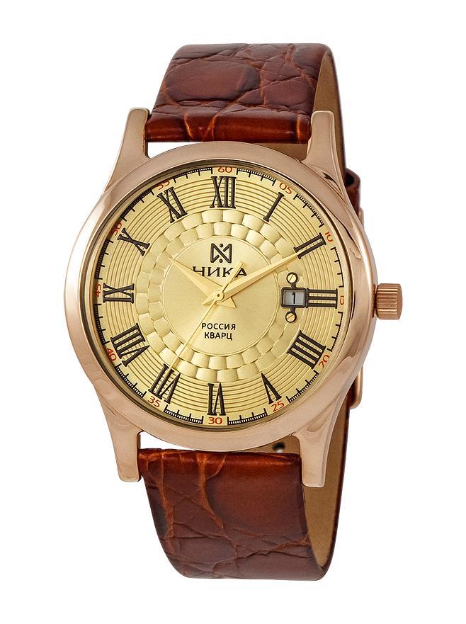Мужские часы из золота арт. 1060.0.1.41н 1060.0.1.41н