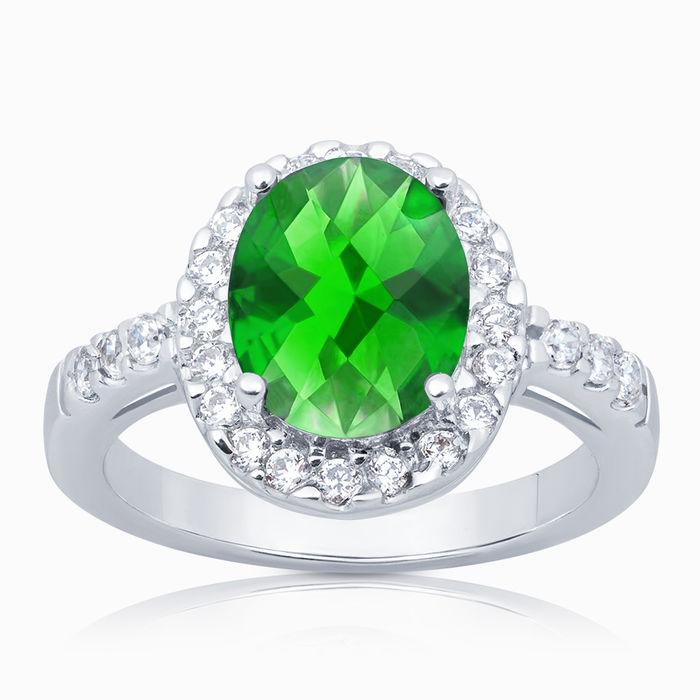 Серебряное кольцо Фианит арт. 02695 02695
