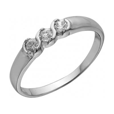 Серебряное кольцо Фианит арт. llr 161 llr 161