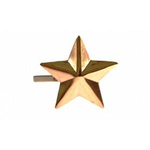 Звезда на погоны из золота арт. 74122 74122