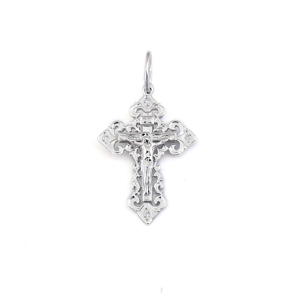 Серебряный крест арт. 1000н 1000н
