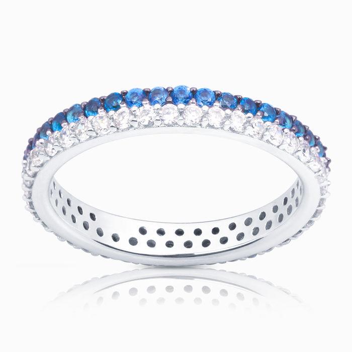 Серебряное кольцо Фианит арт. 05166 05166