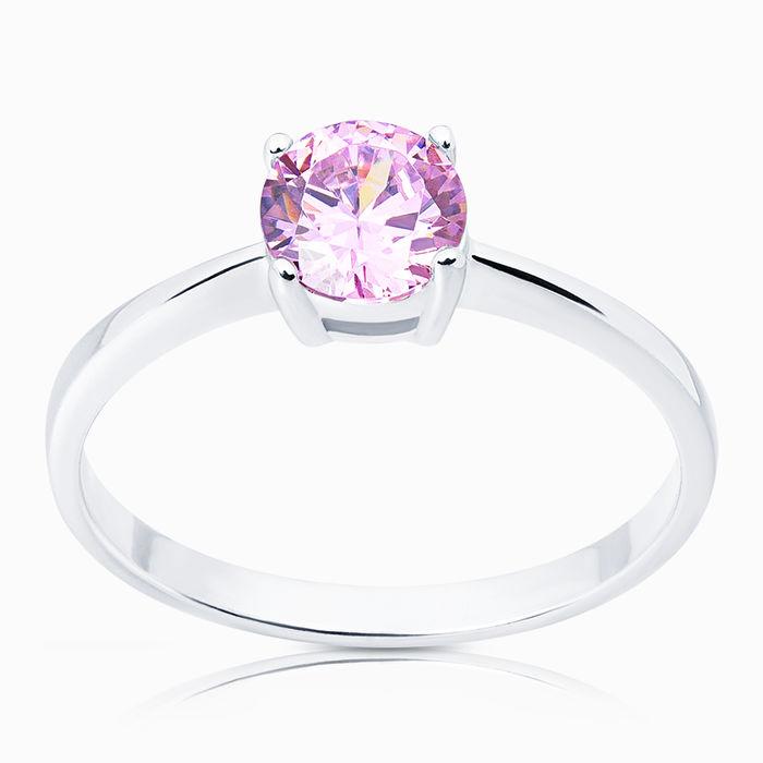 Серебряное кольцо Фианит арт. 00726 00726