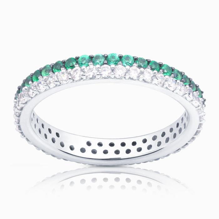 Серебряное кольцо Фианит арт. 05187 05187