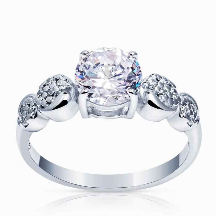 Серебряное кольцо Фианит арт. 20981 20981