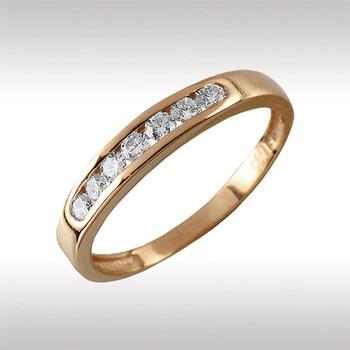 Кольцо из белого золота Бриллиант арт. 83020-I 83020-I