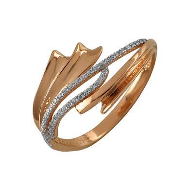 Золотое кольцо Фианит арт. 4058 4058