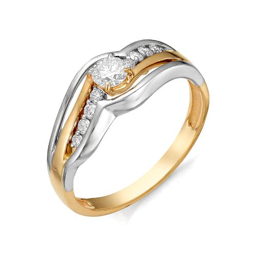 Золотое кольцо Бриллиант арт. 1-106-126 1-106-126