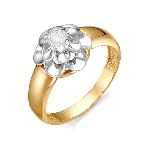 Золотое кольцо Бриллиант арт. 1-106-169 1-106-169