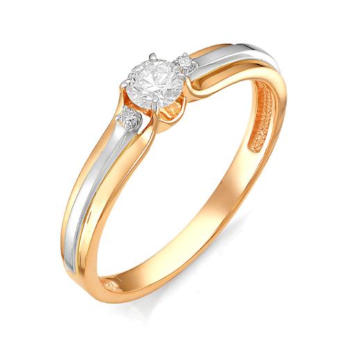 Золотое кольцо Бриллиант арт. 1-106-171 1-106-171