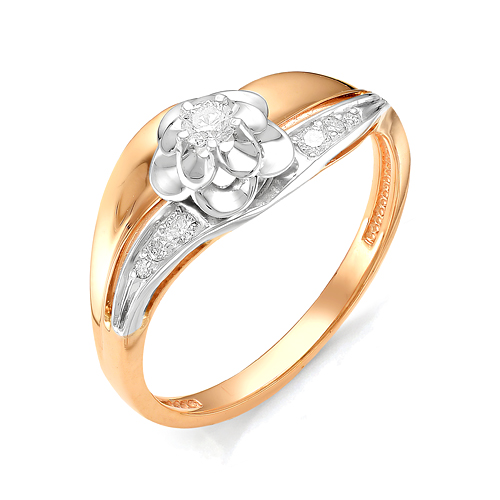 Золотое кольцо Бриллиант арт. 1-106-209 1-106-209