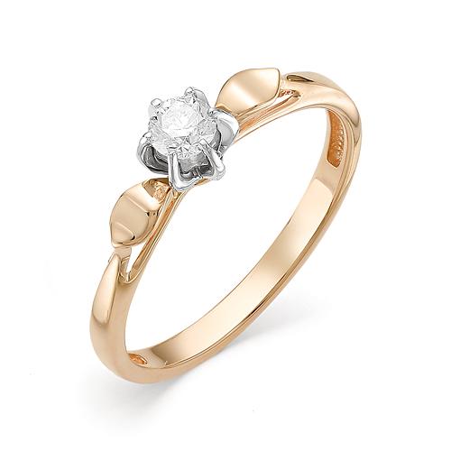 Золотое кольцо Бриллиант арт. 1-106-269 1-106-269