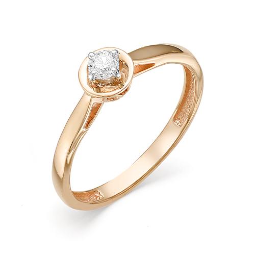 Золотое кольцо Бриллиант арт. 1-106-275 1-106-275