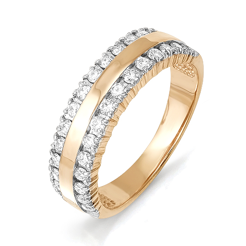 Золотое кольцо Бриллиант арт. 1-106-335 1-106-335