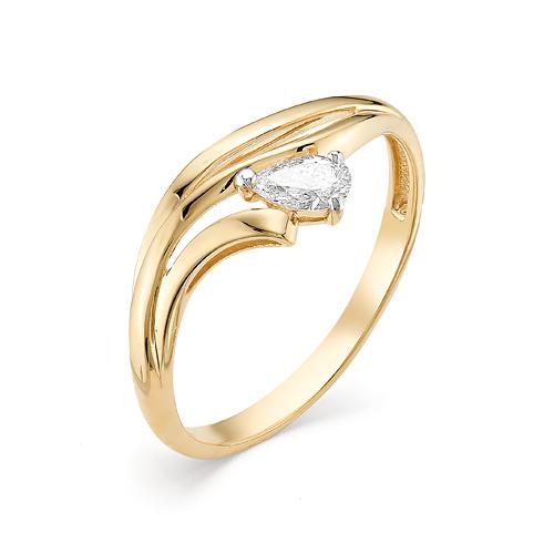 Золотое кольцо Бриллиант арт. 1-106-417 1-106-417