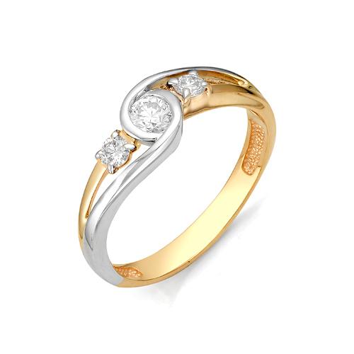 Золотое кольцо Бриллиант арт. 1-106-59 1-106-59