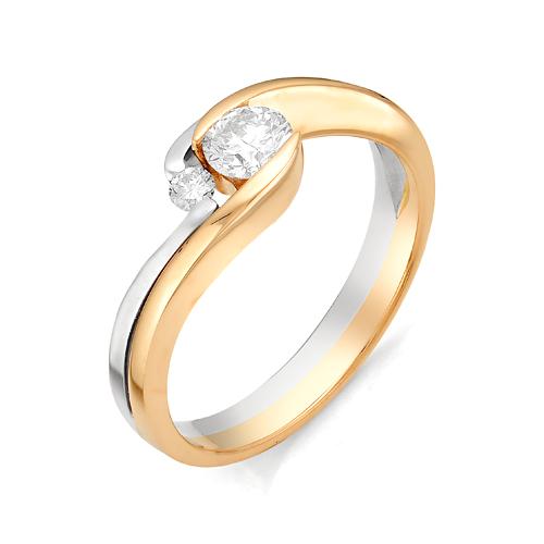 Золотое кольцо Бриллиант арт. 1-106-94 1-106-94