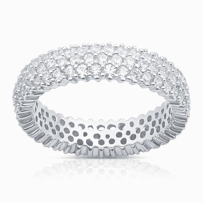 Серебряное кольцо Фианит арт. 02242 02242