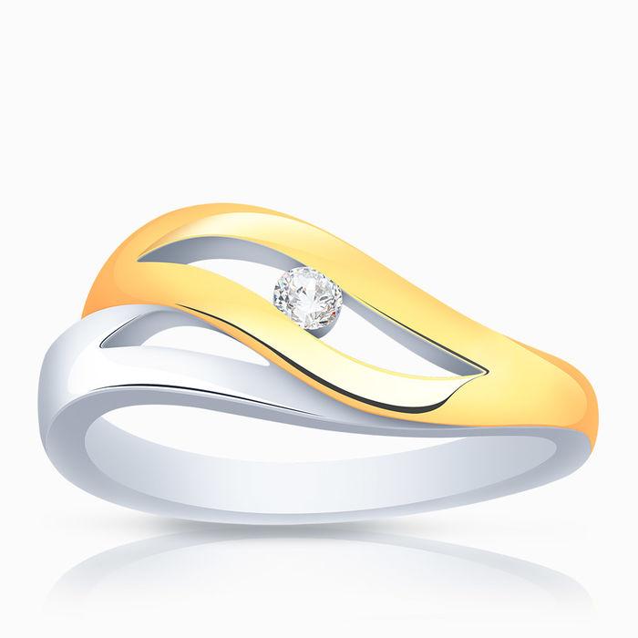 Серебряное кольцо Фианит арт. 01049 01049
