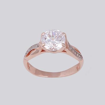 Серебряное кольцо Фианит арт. 14681-р 14681-р