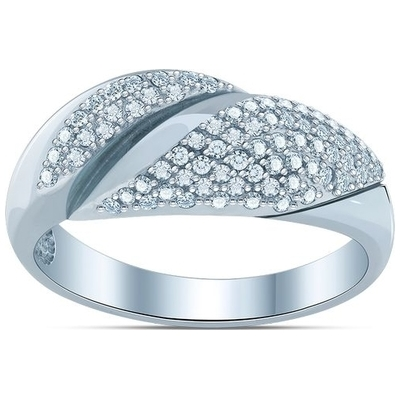 Серебряное кольцо Фианит арт. 14799-р 14799-р