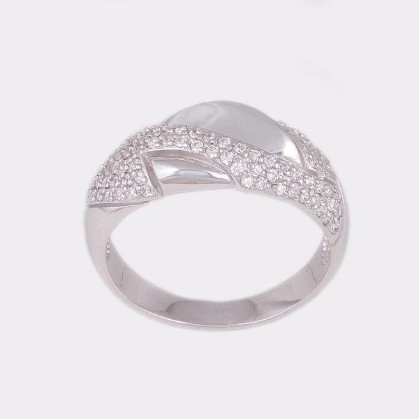 Серебряное кольцо Фианит арт. 14821-р 14821-р