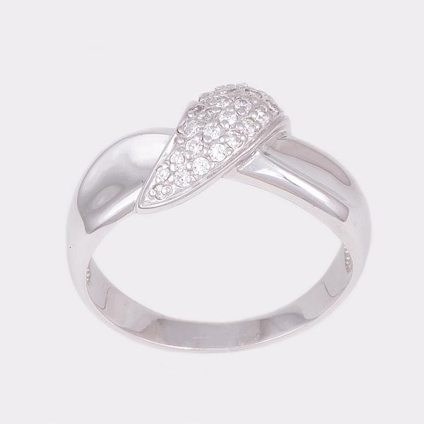 Серебряное кольцо Фианит арт. 14825-р 14825-р