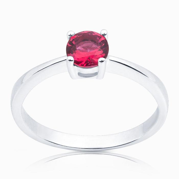Серебряное кольцо Фианит арт. 00763 00763