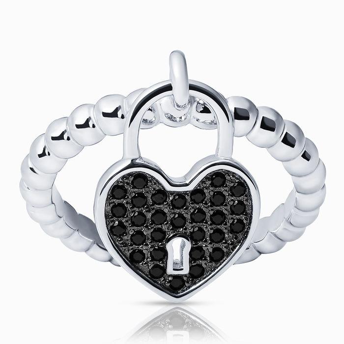 Серебряное кольцо Фианит арт. 15658 15658