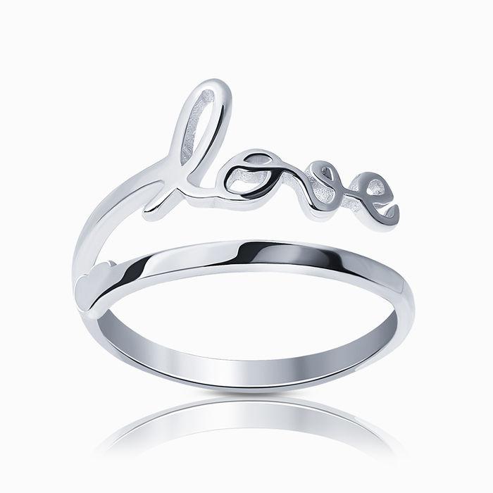 Серебряное кольцо Без вставки арт. 10856 10856