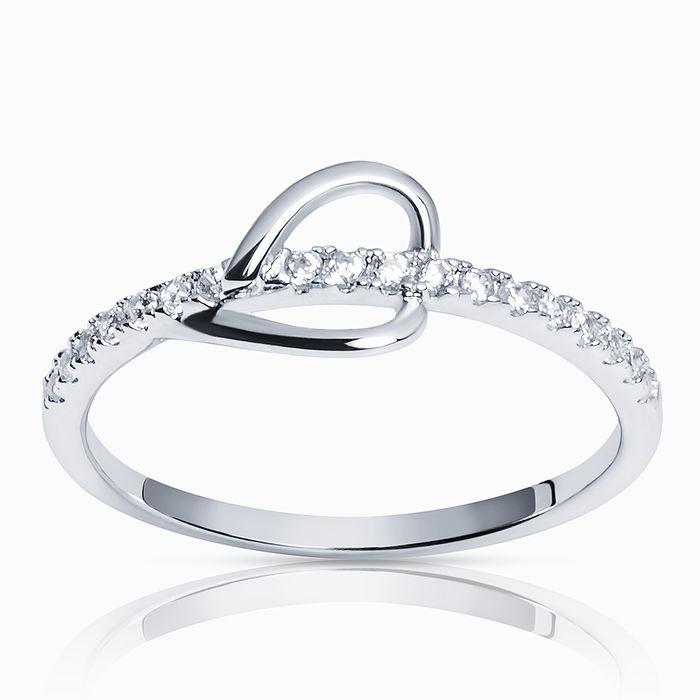 Серебряное кольцо Фианит арт. 26357 26357