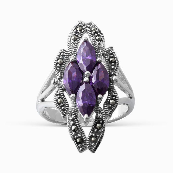 Серебряное кольцо Прочие и Фианит арт. 05575 05575