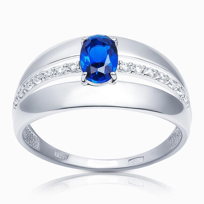 Серебряное кольцо Фианит арт. 23500 23500
