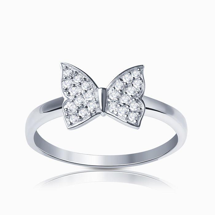 Серебряное кольцо Фианит арт. 26375 26375