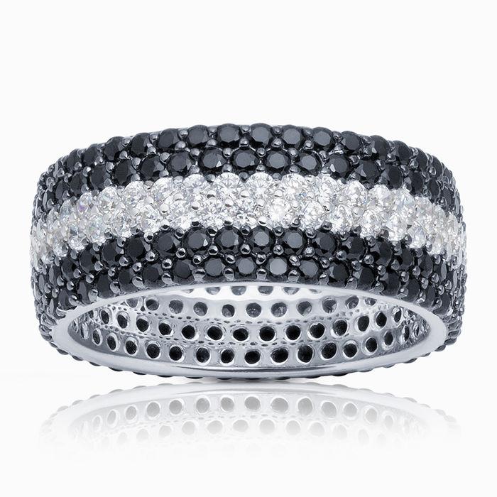 Серебряное кольцо Фианит арт. 08169 08169