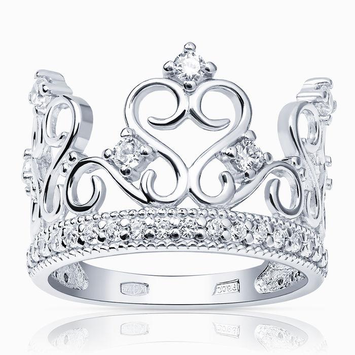 Серебряное кольцо Фианит арт. 20917 20917