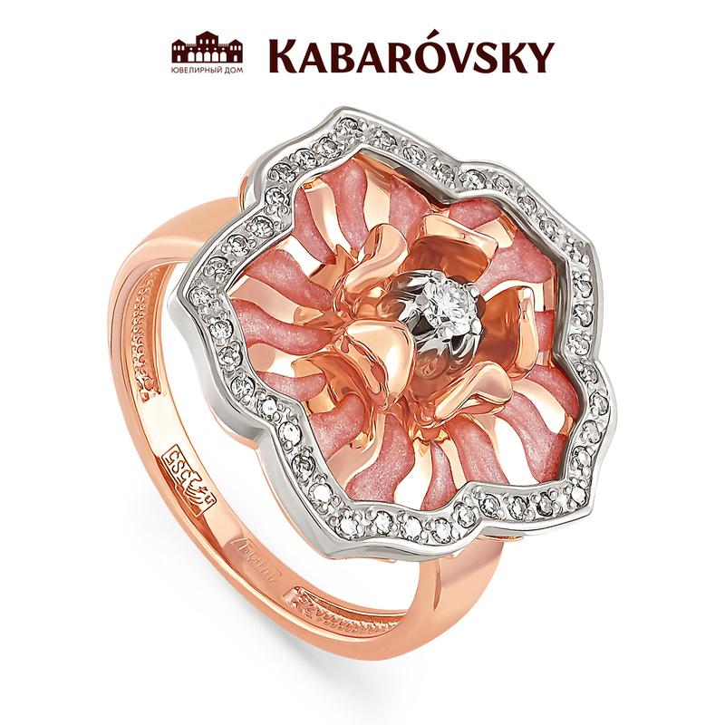 Золотое кольцо Бриллиант арт. 11-0739 11-0739