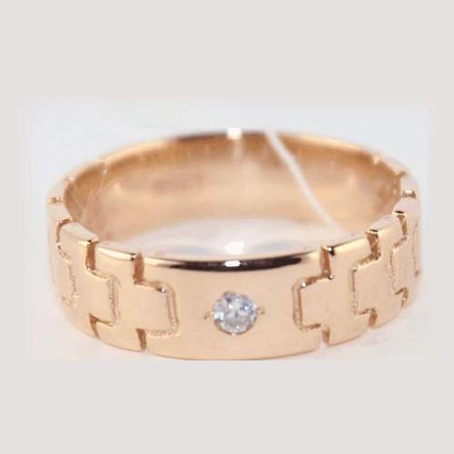 Золотое кольцо Фианит арт. 1102411 1102411