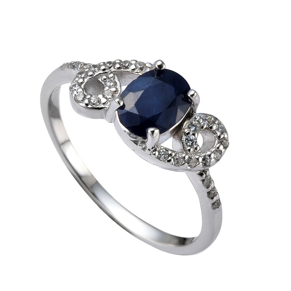 Серебряное кольцо Прочие и Фианит арт. 41100020 41100020