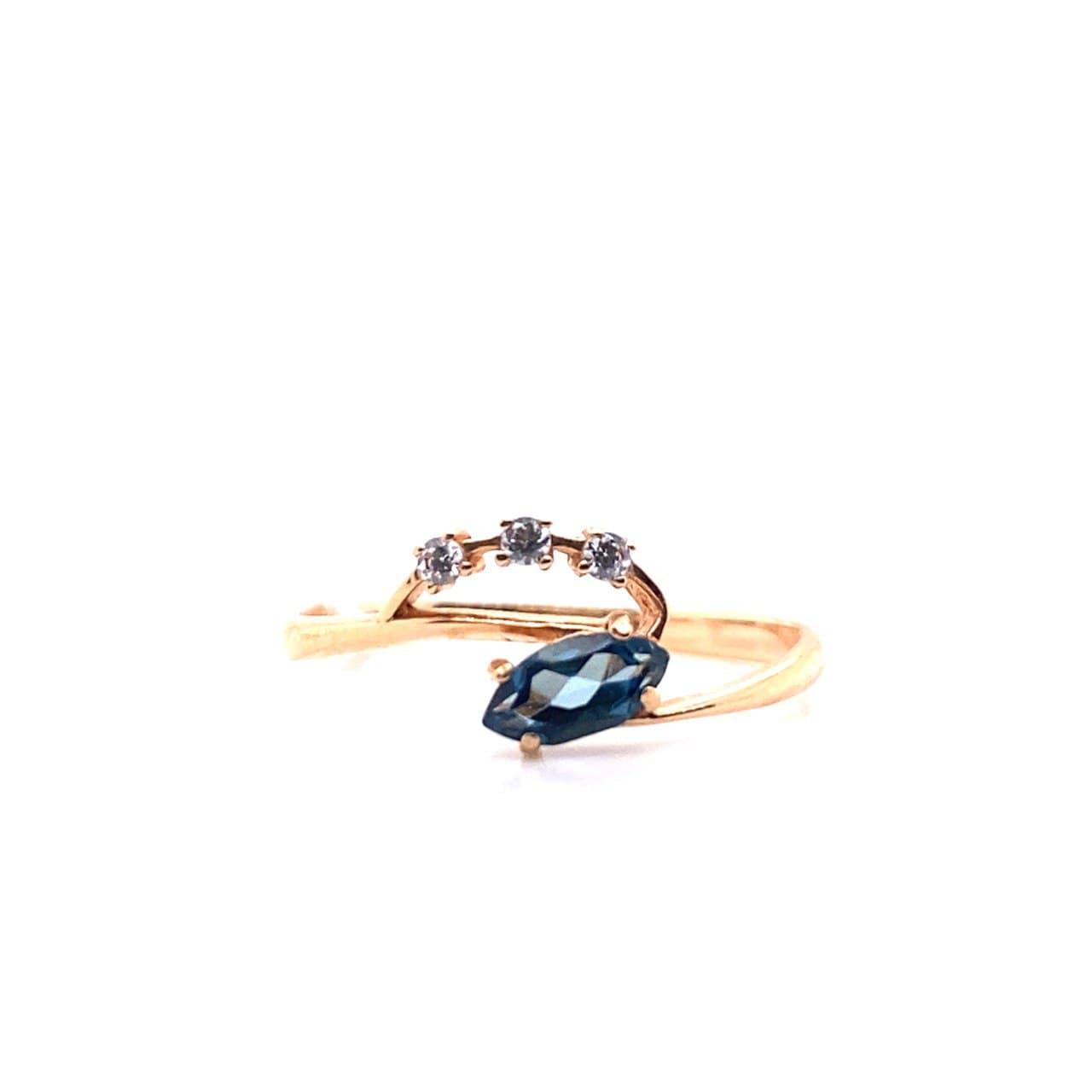 Золотое кольцо 11439Тл